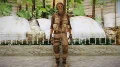 Mercenaire en armure (COD MW3)