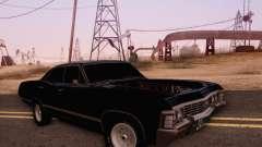 Chevrolet Impala 1967 Supernatural