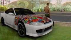 Nissan Silvia S15 Metal Style