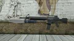 M4A1 mit einem Bajonett