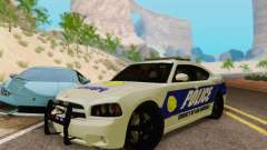 Pursuit Edition Police Dodge Charger SRT8