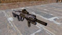 Maschine Steyr AUG A3 Blue Camo