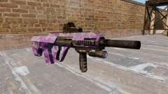 Machine Steyr AUG A3 Violet Camo