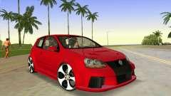 Volkswagen Golf GTI W12 pour GTA Vice City