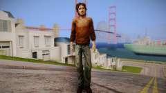 Lukas из The Walking Dead für GTA San Andreas