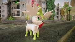 Shaymin Sky from Pokemon