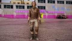 Mercenaire sans armure (COD MW3)