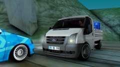 Ford Transit Pikap pour GTA San Andreas