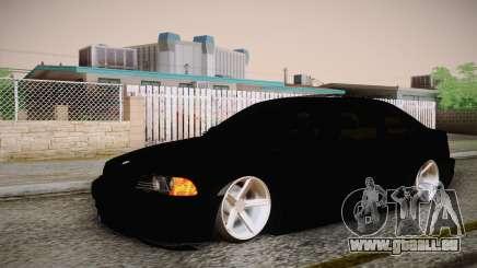 BMW 318 Ci 34 UNL 58 pour GTA San Andreas
