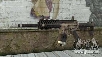 P416 из FarCry pour GTA San Andreas