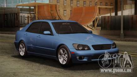Lexus IS300 2003 pour GTA San Andreas