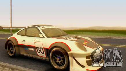 Porsche GT3 R 2009 für GTA San Andreas