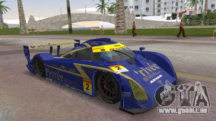 Bentley Privee KENZO Asset Shiden Super GT für GTA Vice City