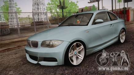 BMW 135i Limited Edition für GTA San Andreas