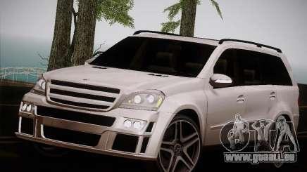 Mercrdes-Benz GL500 pour GTA San Andreas