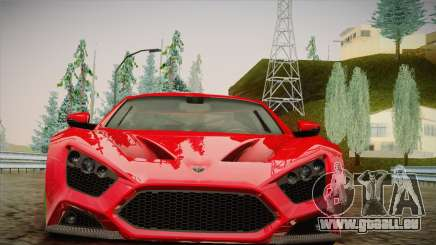 Zenvo ST1 SLow 2010 für GTA San Andreas