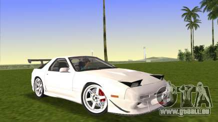 Mazda Savanna RX-7 III (FC3S) pour GTA Vice City