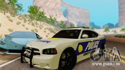 Pursuit Edition Police Dodge Charger SRT8 für GTA San Andreas