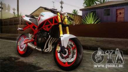 Kawasaki Zx6r Ninja pour GTA San Andreas