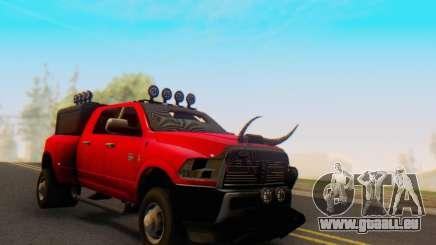 Dodge Ram 3500 Super Reforzada pour GTA San Andreas
