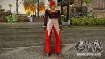 Iori Yagami pour GTA San Andreas