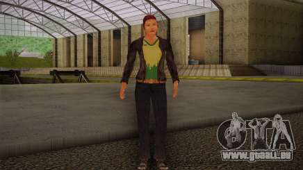 Woman Autoracer from FlatOut v3 pour GTA San Andreas