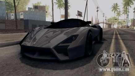 SSC Tuatara 2011 pour GTA San Andreas