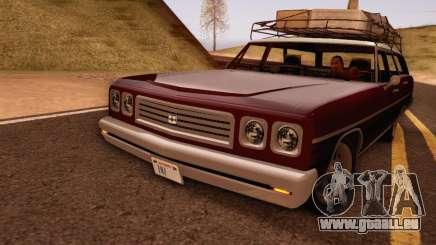 Dundreary Regina V1.0 pour GTA San Andreas