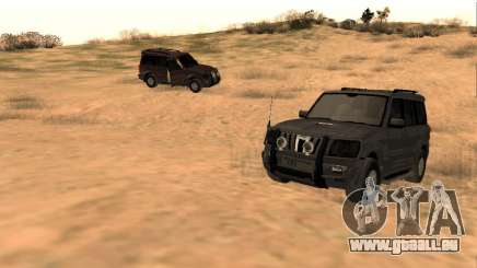 Mahindra Scorpio für GTA San Andreas