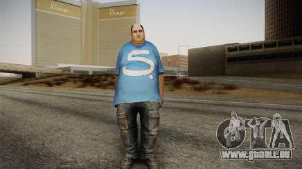 Dicker Ehegatte pour GTA San Andreas