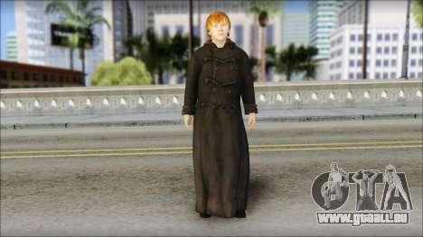 Ron Weasley pour GTA San Andreas
