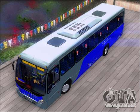Neobus Spectrum City Mercedes Benz OF-1722 pour GTA San Andreas vue de côté