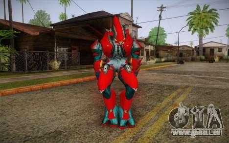 Red Elite v2 pour GTA San Andreas