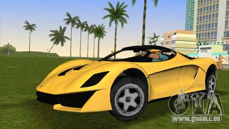 Turismo R from GTA 5 pour GTA Vice City