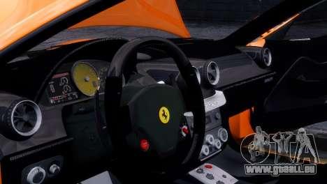 Ferrari 575 GTC für GTA 4 Rückansicht