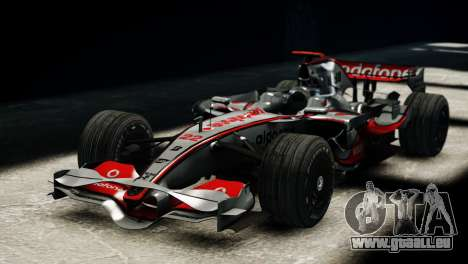 McLaren MP4-23 F1 Driving Style Anim für GTA 4