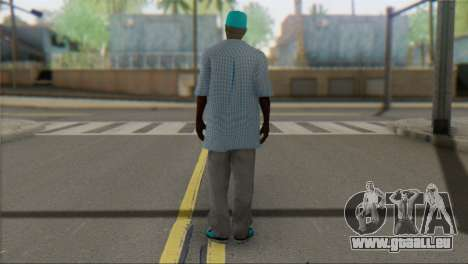 DK Garoto Marrento Skin für GTA San Andreas zweiten Screenshot
