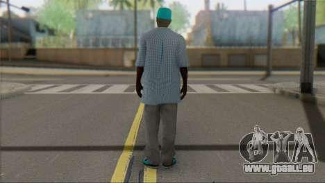DK Garoto Marrento Skin für GTA San Andreas zweiten Screenshot