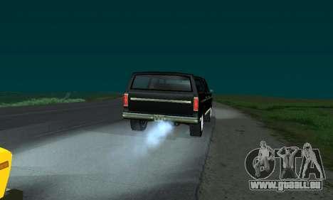 New FBI Rancher pour GTA San Andreas laissé vue