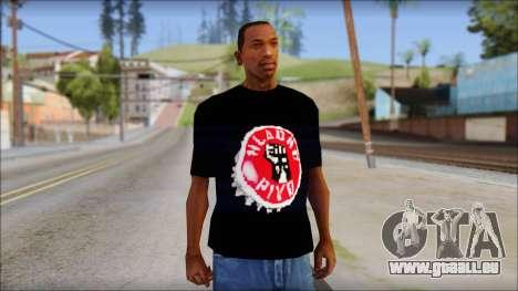 Hladno Pivo T-Shirt pour GTA San Andreas
