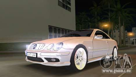 Mercedes-Benz CL65 AMG pour GTA Vice City