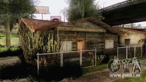 Graphic Unity für GTA San Andreas zweiten Screenshot