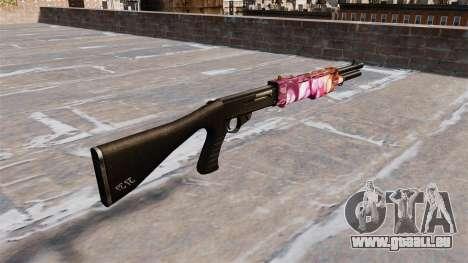 Gun Franchi SPAS-12 Punkte für GTA 4 Sekunden Bildschirm