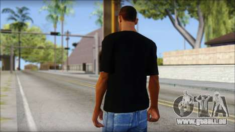 LMAFAO T-Shirt pour GTA San Andreas deuxième écran