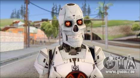 Dukeinator pour GTA San Andreas troisième écran