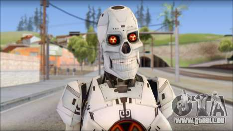 Dukeinator für GTA San Andreas dritten Screenshot