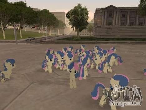 Bonbon für GTA San Andreas dritten Screenshot