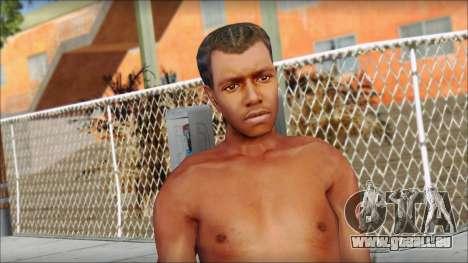 Beach Character 4 für GTA San Andreas