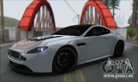 Aston Martin V12 Vantage S 2013 pour GTA San Andreas