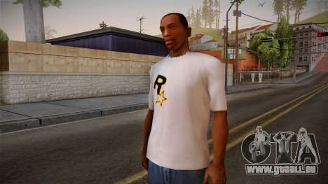 Rockstar Games Shirt pour GTA San Andreas